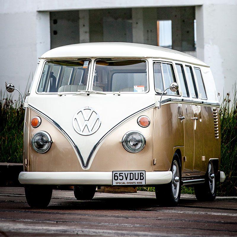 Kombi Van Hire - Bessie