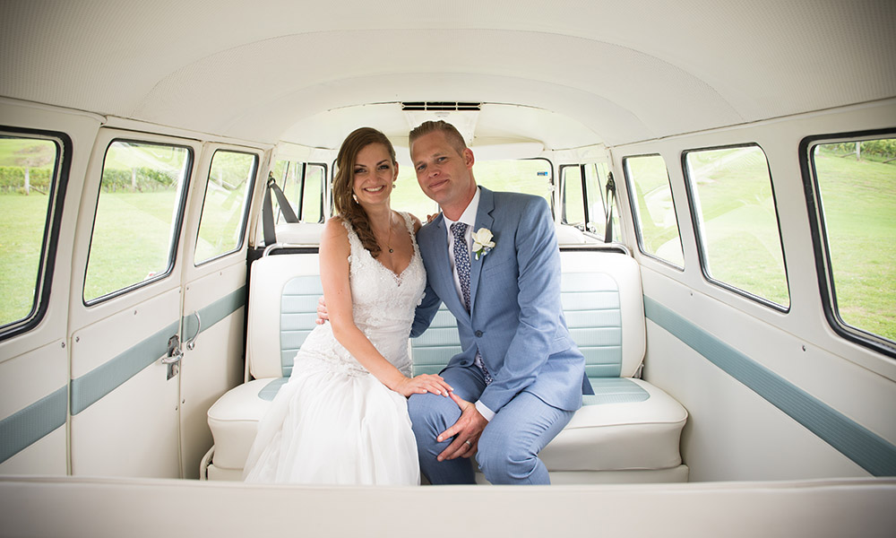 Kombi Hire Weddings 3