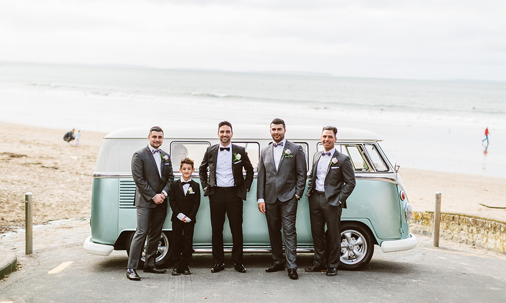 Kombi Hire Wedding transportation